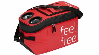 Cooler Bag Feel Free Storage